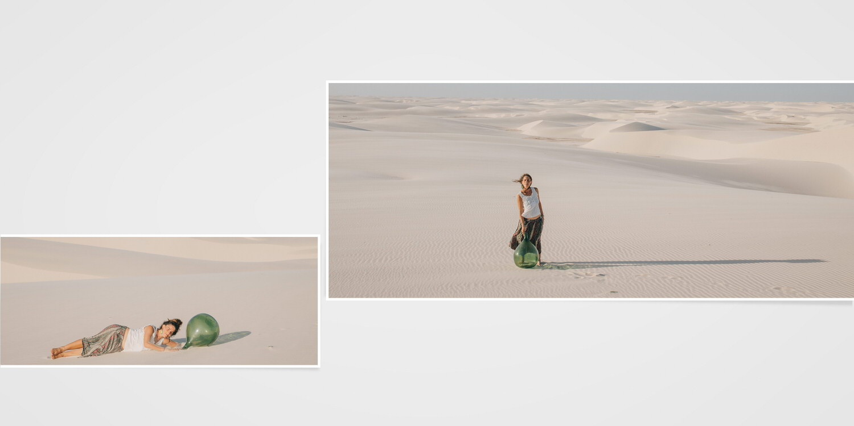 Сюрреалистичное лавстори для музыкантов - фотосессия с Катей Мухиной