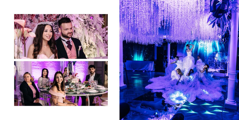 Свадьба в банкетный комплекс ШЁЛК на 120 гостей