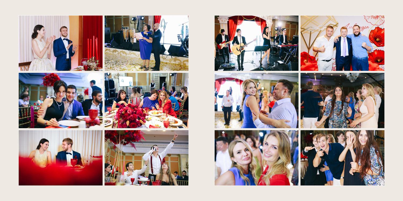 Свадьба в отеле Ритц-Карлтон Ritz Carlton Москва