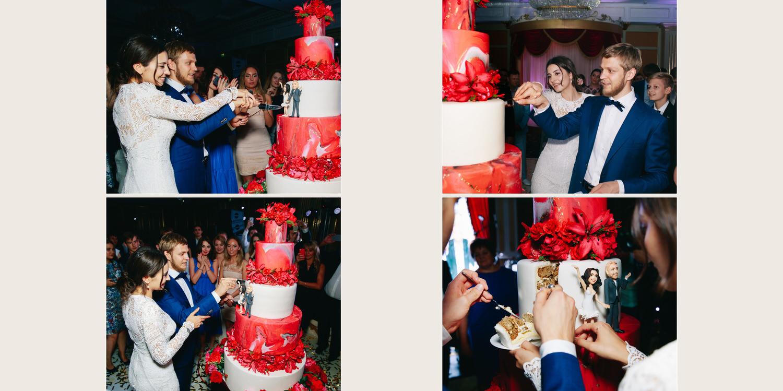 Свадьба в отеле Ritz Carlton Москва