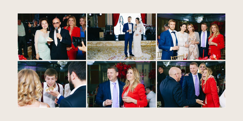 Свадьба в отелеRitz Carlton Москва