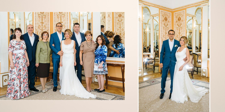 Регистрация роспись в Грибоедовском дворце ЗАГС 1