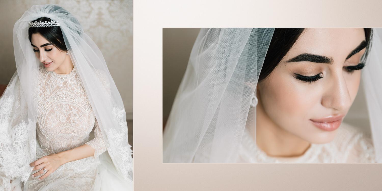 Ersa Atelier Couture свадебное платье, красивая восточная невеста