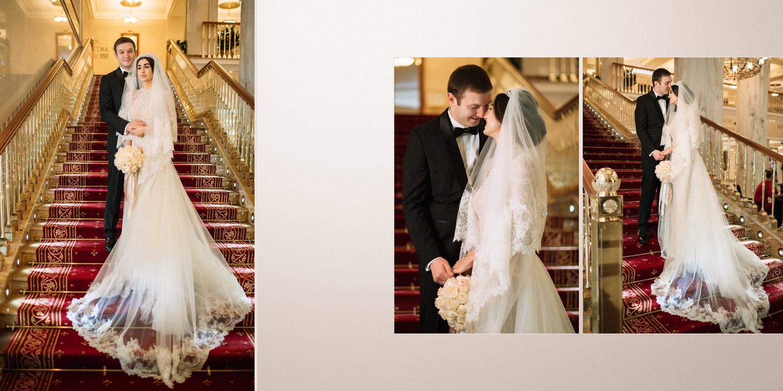 Фотосессия в гостинице Radisson Украина в Москве, свадебный фотограф