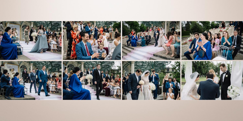 Вилла Ротонда Довиль роскошная площадка для свадьбы в Москве