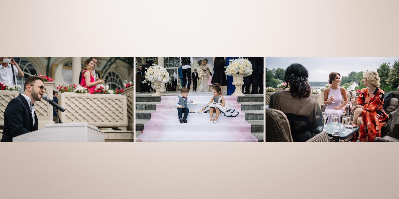 Брендон Купер Вилла Ротонда Довиль роскошная площадка для свадьбы в Москве