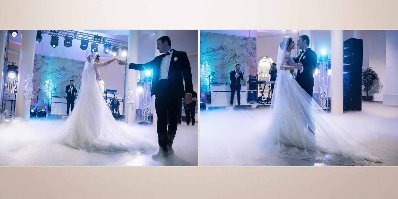 Свадебный танец Вилла Ротонда Довиль роскошная площадка для свадьбы в Москве