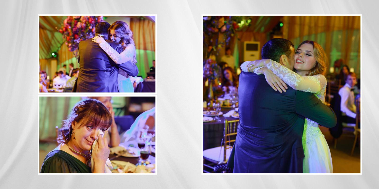 свадьба в москве в ресторане Довиль