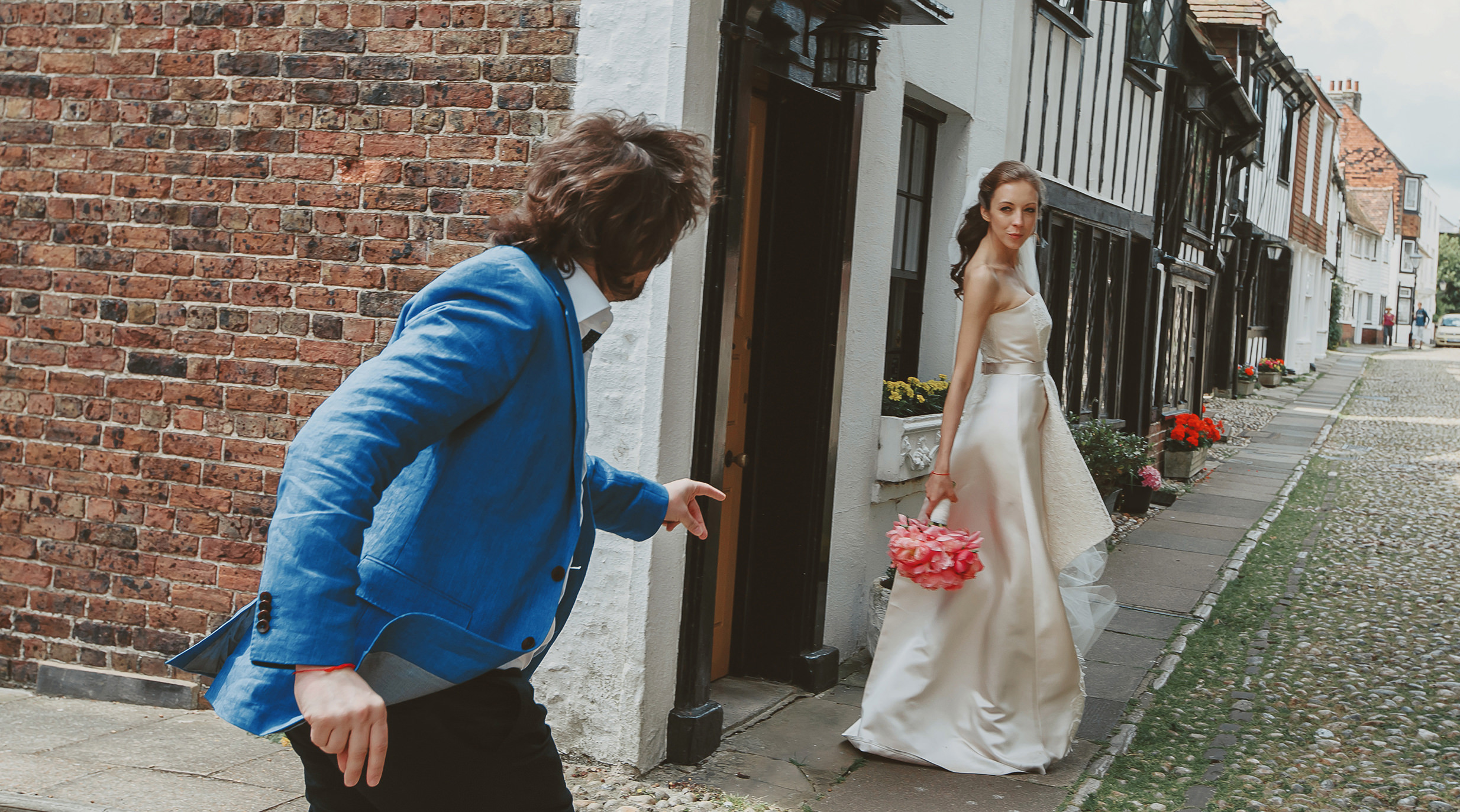 Фотограф на свадьбу в Лондоне