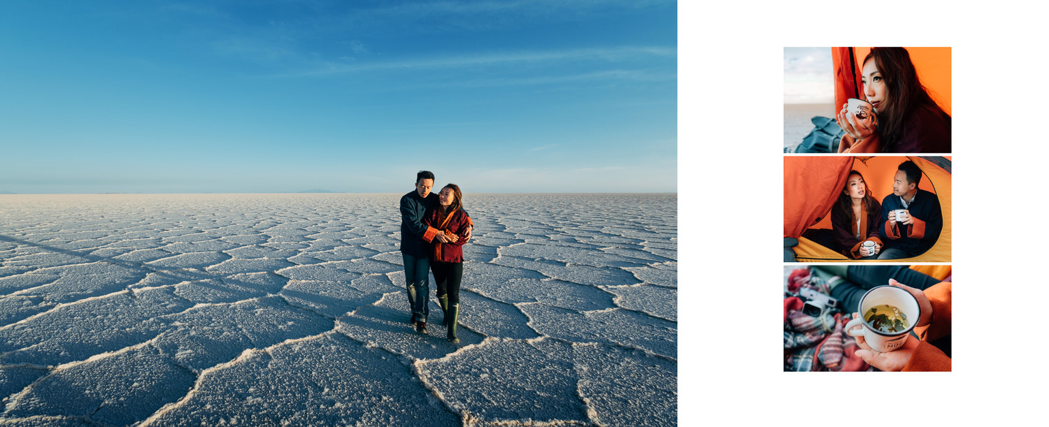 photography in Uyuni, Bolivia - Adventure elopement