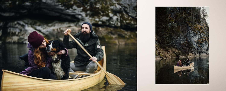 лавстори со сценарием - приключения на каноэ в сибири в лесу и горах, кемпинг, лесоруб, дровосек, wild book, бородач, рыжая