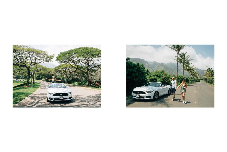 свадебное путешествие на гавайи фотограф