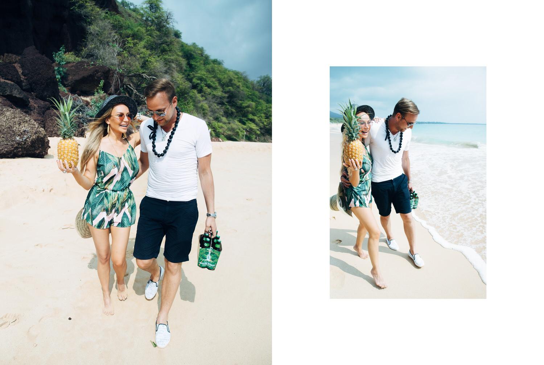 Медовый месяц на Гавайях