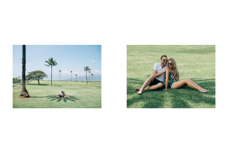Медовый месяц на кауаи