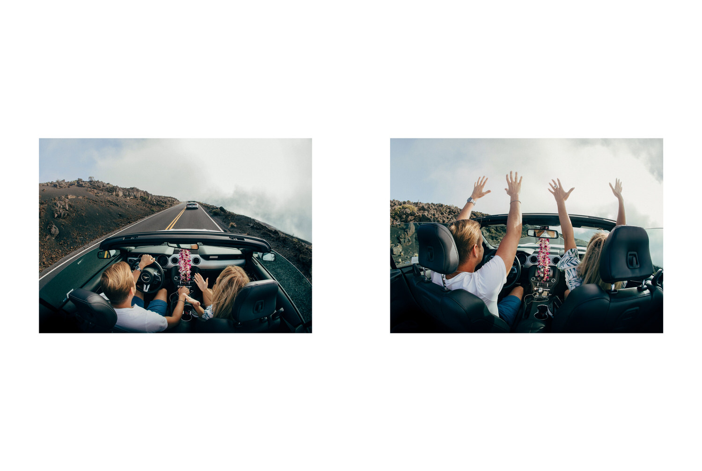 лавстори на гавайях мауи поездка на вулкан