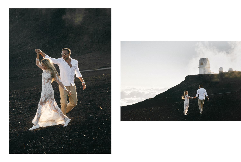 свадебная церемония на мауи гавайи