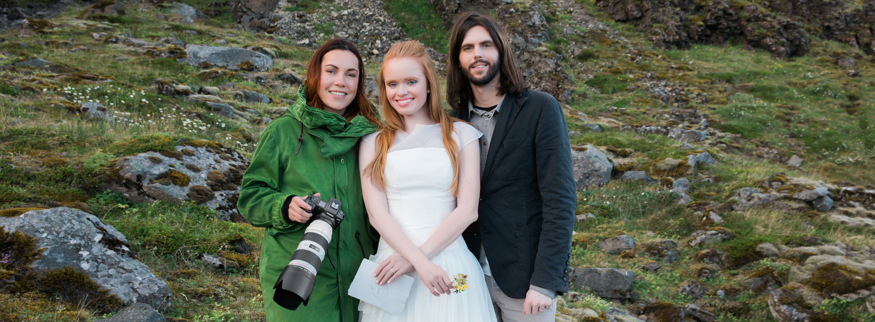 Iceland wedding photographer Katya Mukhina